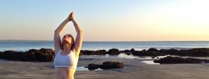Nina Beste Meditations Yoga Beach